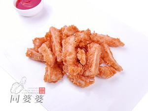 香骨紫薯鸡小脆